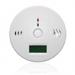 Standalone LCD Display CO Detector COD01